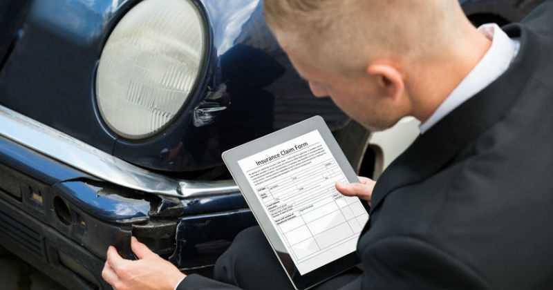 Cómo denunciar a la aseguradora la reparación de los daños para reparar los perjuicios