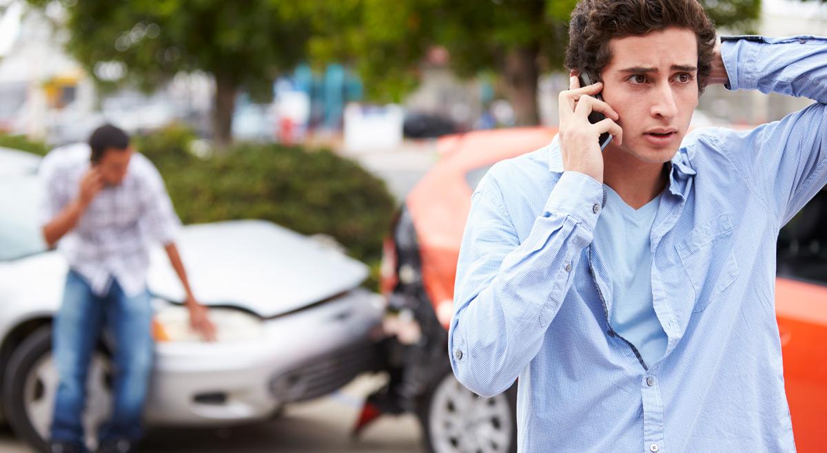 Datos que se deben solicitar en un accidente de tránsito sin heridos pidiendo declaración