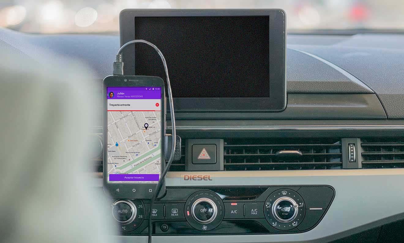 Pago de impuestos para socios conductores de Cabify Chile en el SII