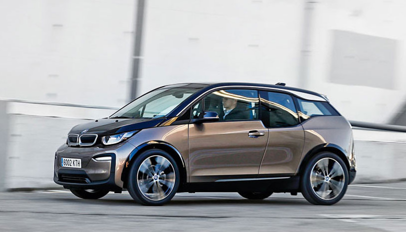 BMW i3 auto de tipo eléctrico entre los más vendidos de Chile y totalmente ecológico