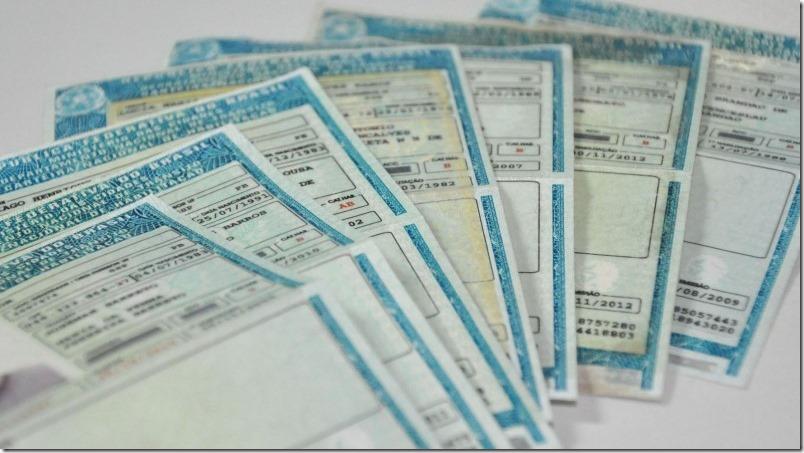 Como realizar el canje de una licencia de conducir emitida en Brasil por una chilena.