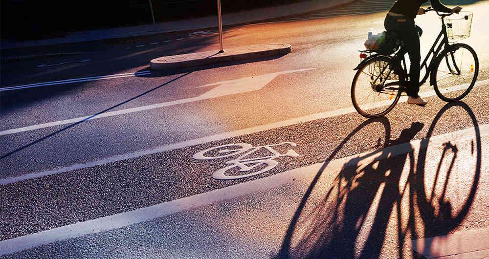 Cómo con la educación vial podemos evitar que los ciclistas sufran siniestros