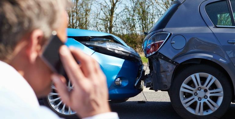 Pasos a realizar para denunciar un siniestro de tráfico ante la aseguradora