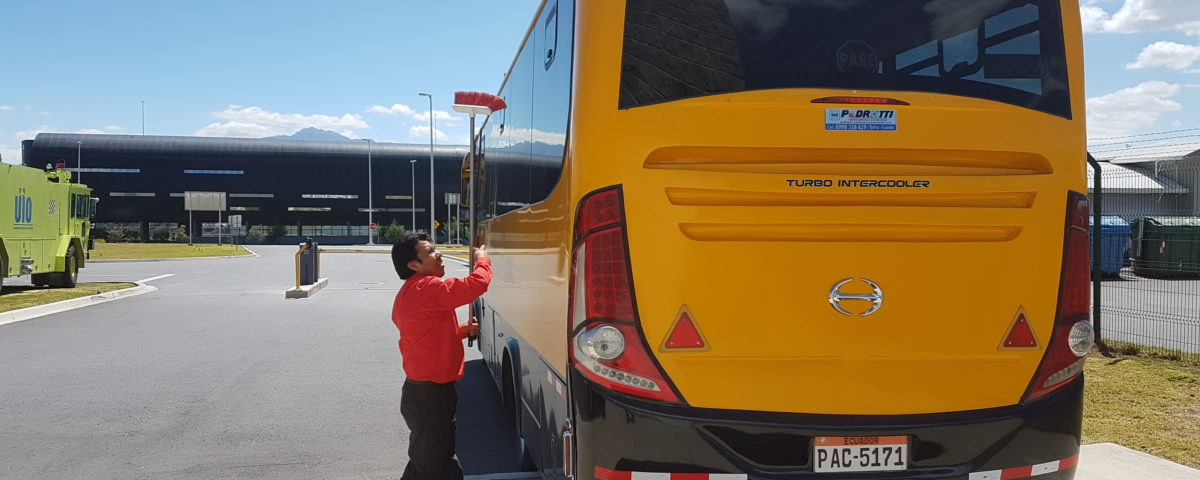 Obligaciones del conductor, apoderado y pasajeros para evitar los contagios por Covid