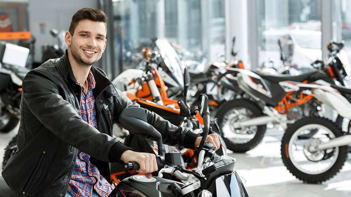 Cómo obtener el RUT especial de inversionista extranjero para comprar una moto