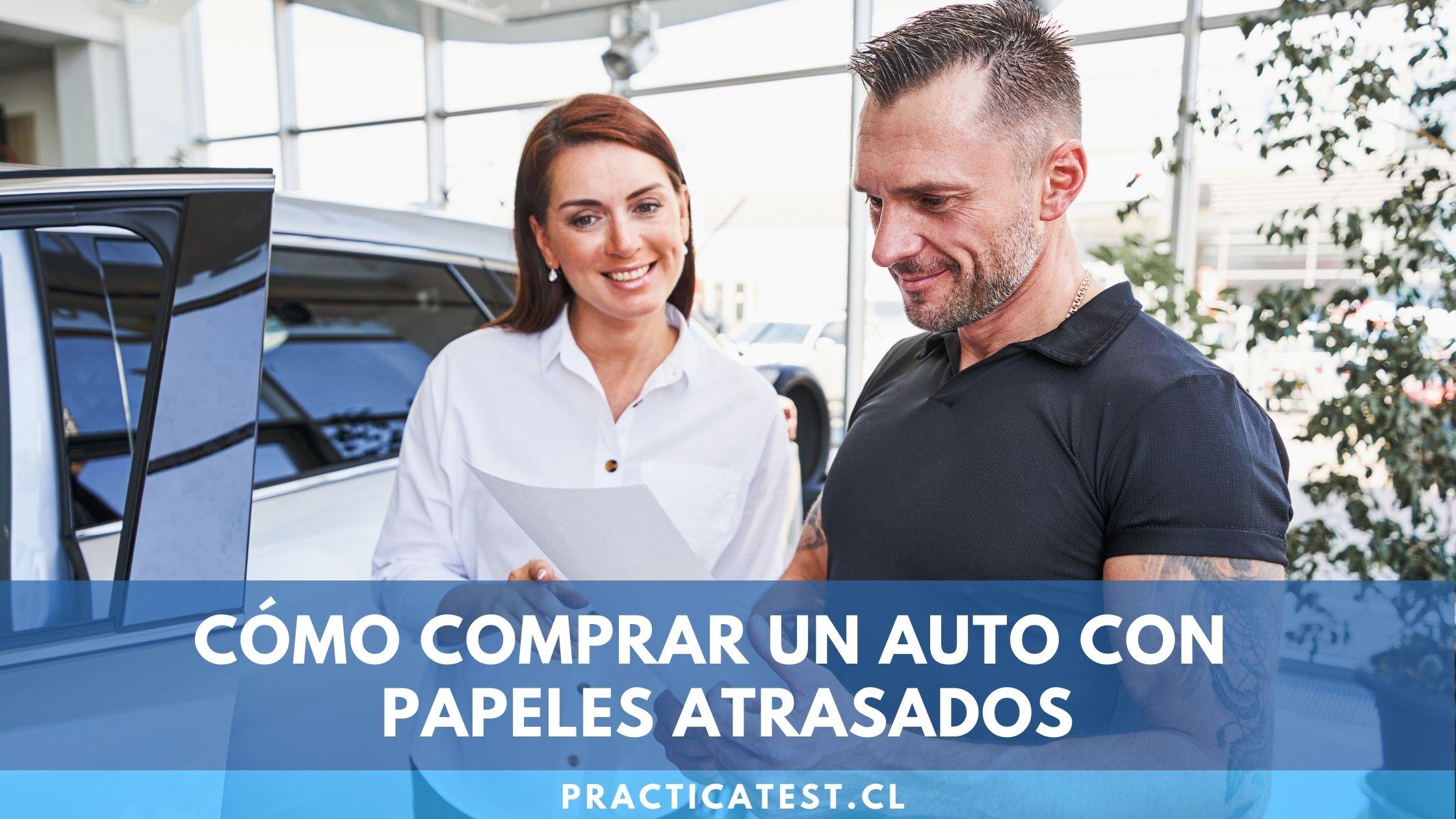 Documentos y requisitos para comprar un auto con papeles atrasados y trámite