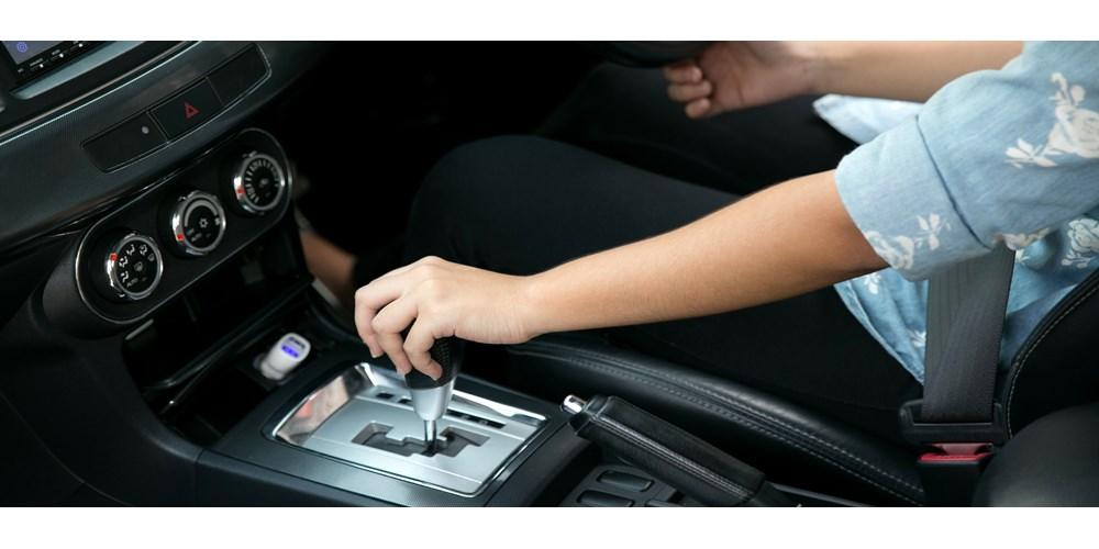 Realizar el examen práctico de conducción con un vehículo de tipo automático