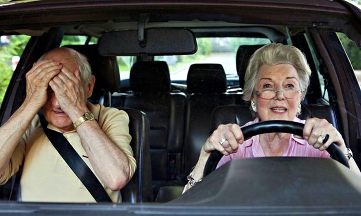Límite de edad para realizar un examen psicotécnico, teórico o práctico de conducción
