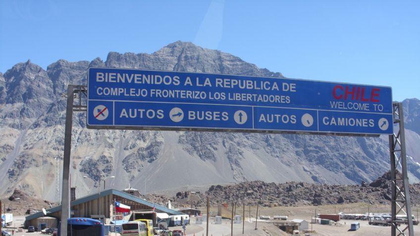 Qué necesito para cruzar en auto desde Argentina a Chile y qué formularios presentar