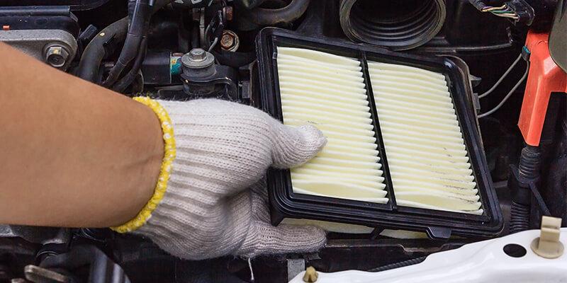 Señales de que un filtro de aire debe ser cambiado por otro y cómo podemos hacerlo