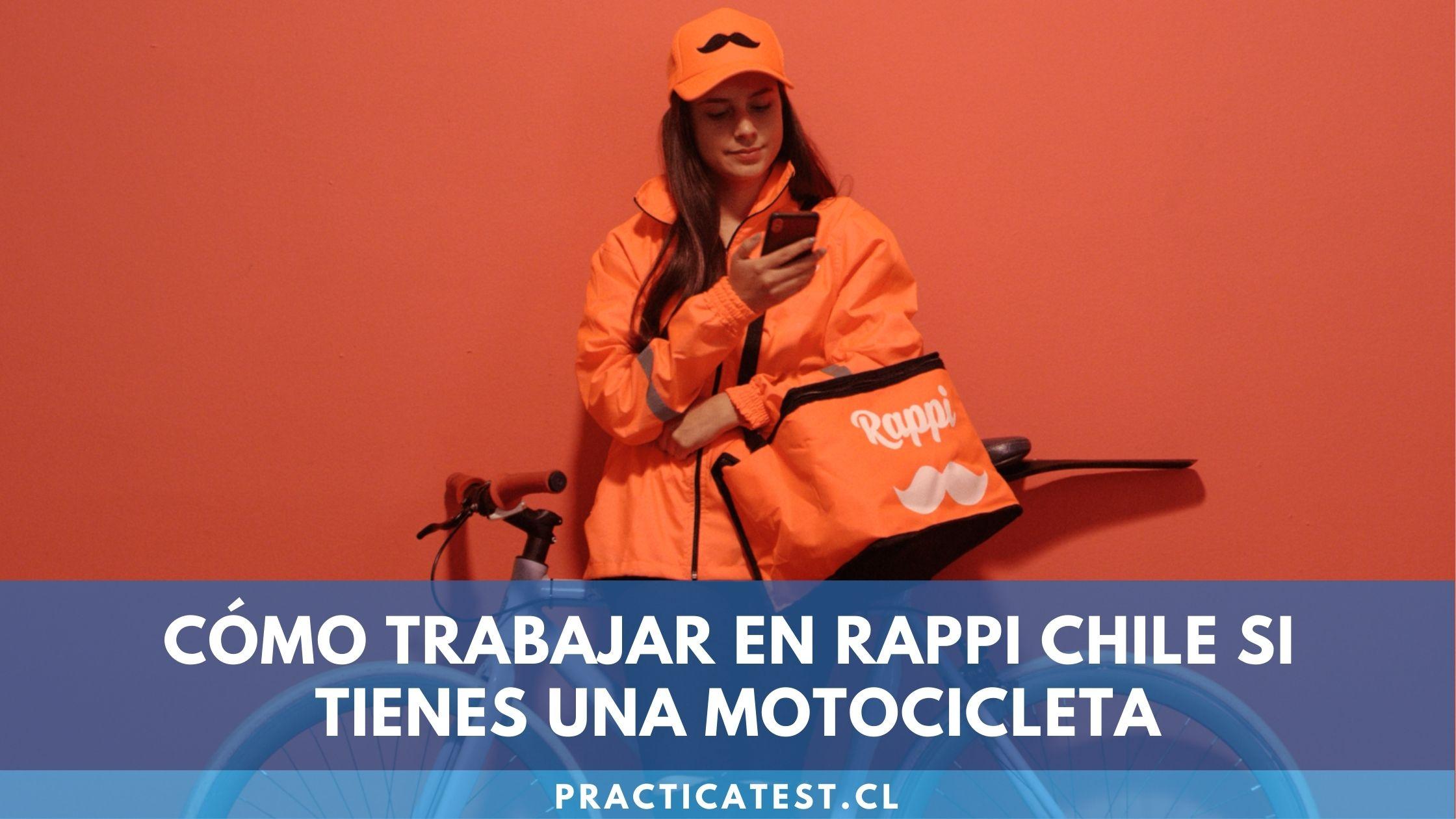 Cómo ser repartidor de Rappi con mi motocicletas y requisitos personales y de vehículo
