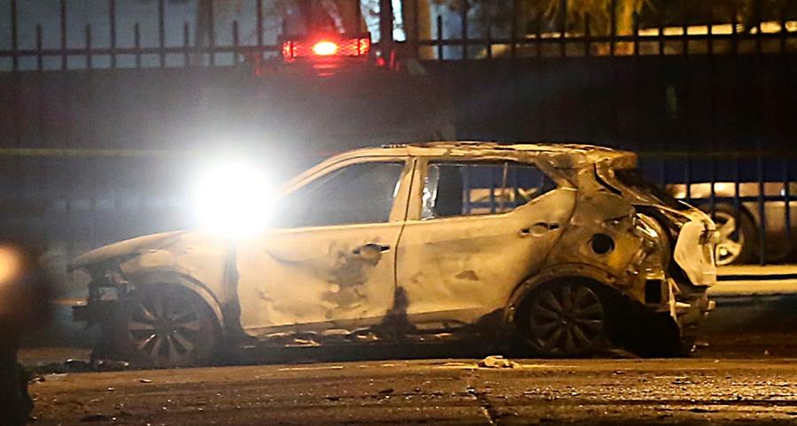 Coberturas seguro de vehículo disturbios y daños contra vehículos en Chile