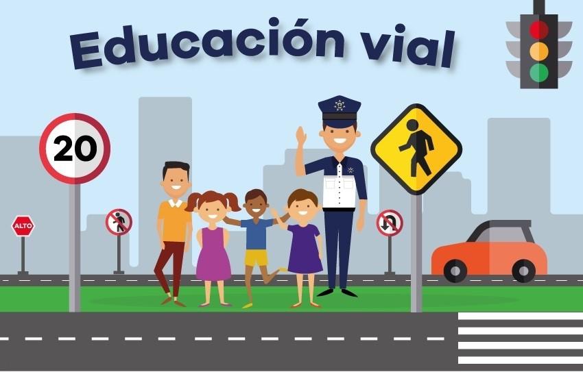 Qué es la educación vial, cómo se deben respetar las normas y velar por la seguridad vial