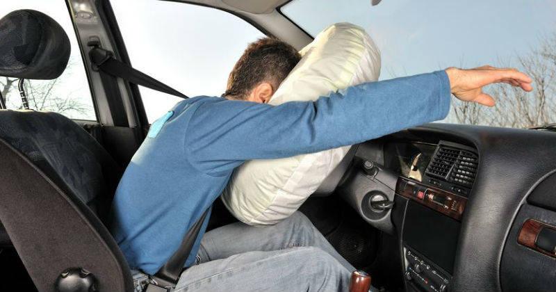 Fallos habituales al usar el cinturón de seguridad