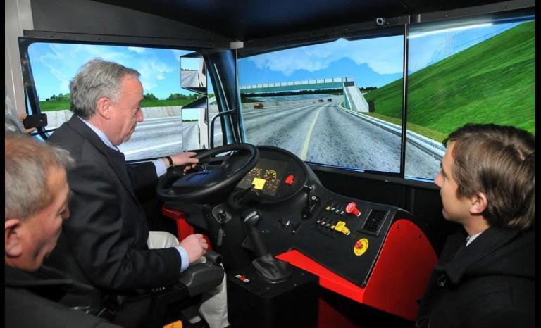 Examen médico para postulantes a la licencia de conducir profesional de tipo A