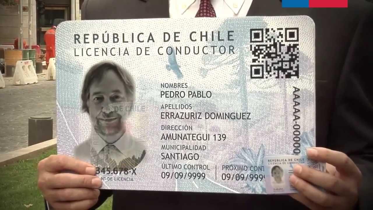 Extensión de la validez de las licencias de conducción de todas las categorías en Chile