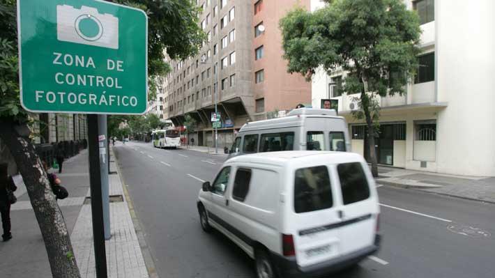 ¿Son los fotorradares legales en las vías Chilenas en 2020 y pueden cursar infracción?