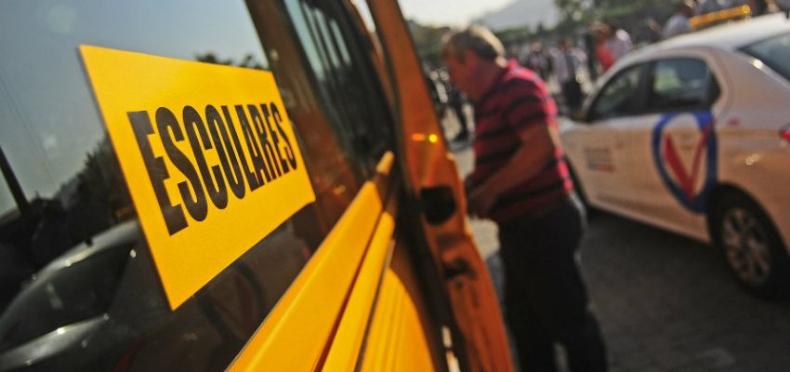 Normativa sobre furgones escolares Chilenos