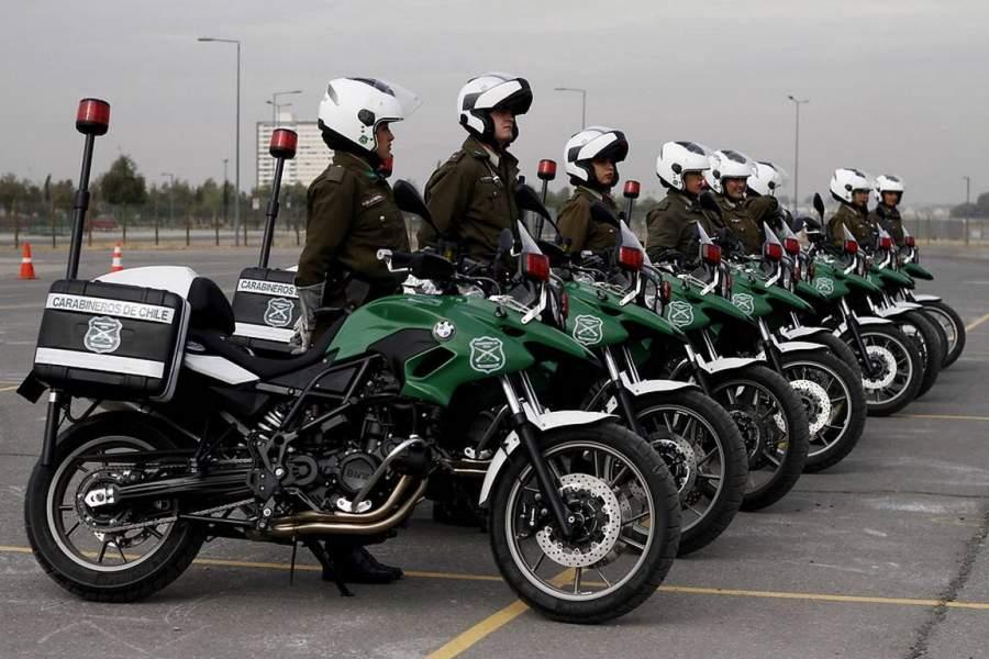 Faltas graves con multa menor para conductores de motocicleta en vías públicas
