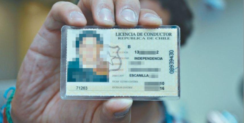 Cómo solicitar un duplicado si tu licencia de conducción de Chile está rota o deteriorada