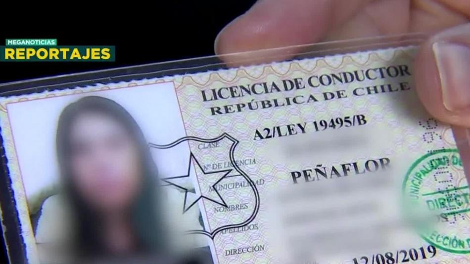 Precio de una licencia movida o fraudulenta en Chile y posibles consecuencias