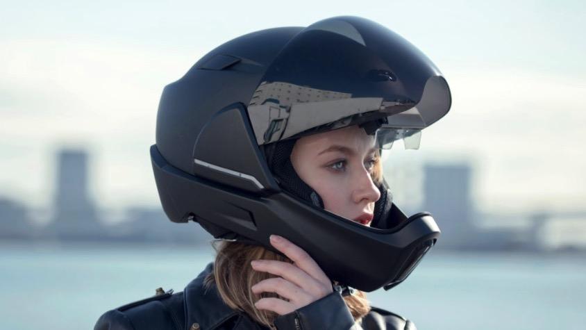 Sanciones por manejar una motocicleta sin el uso de casco o protección ocular