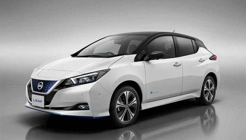 Nissan Leaf vehículo eléctrico con precio más elevado entre lo más vendidos en Chile