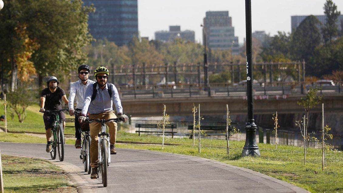 Ciclovías solo podrán ser utilizada por vehículos considerados como ciclos por la Ley