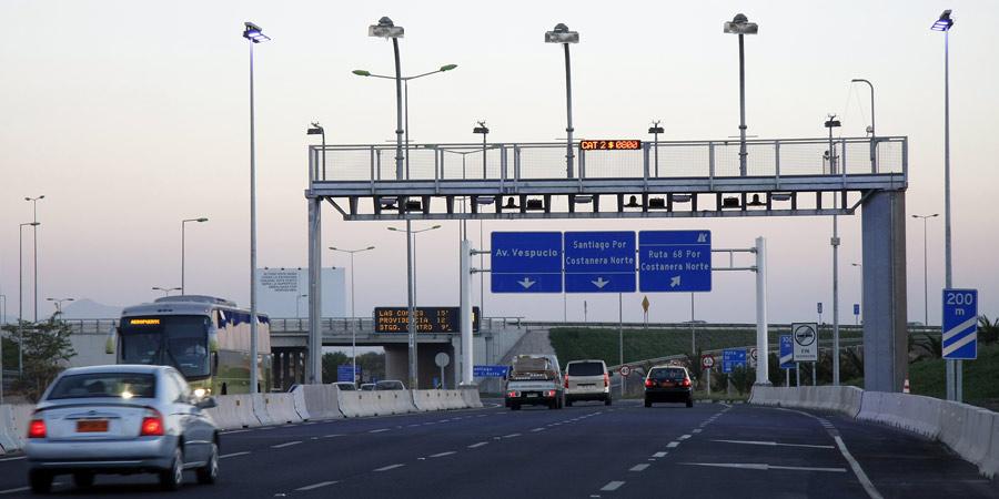 Responsabilidades del usuario infractor de las autopistas en Chile pagar por los servicios