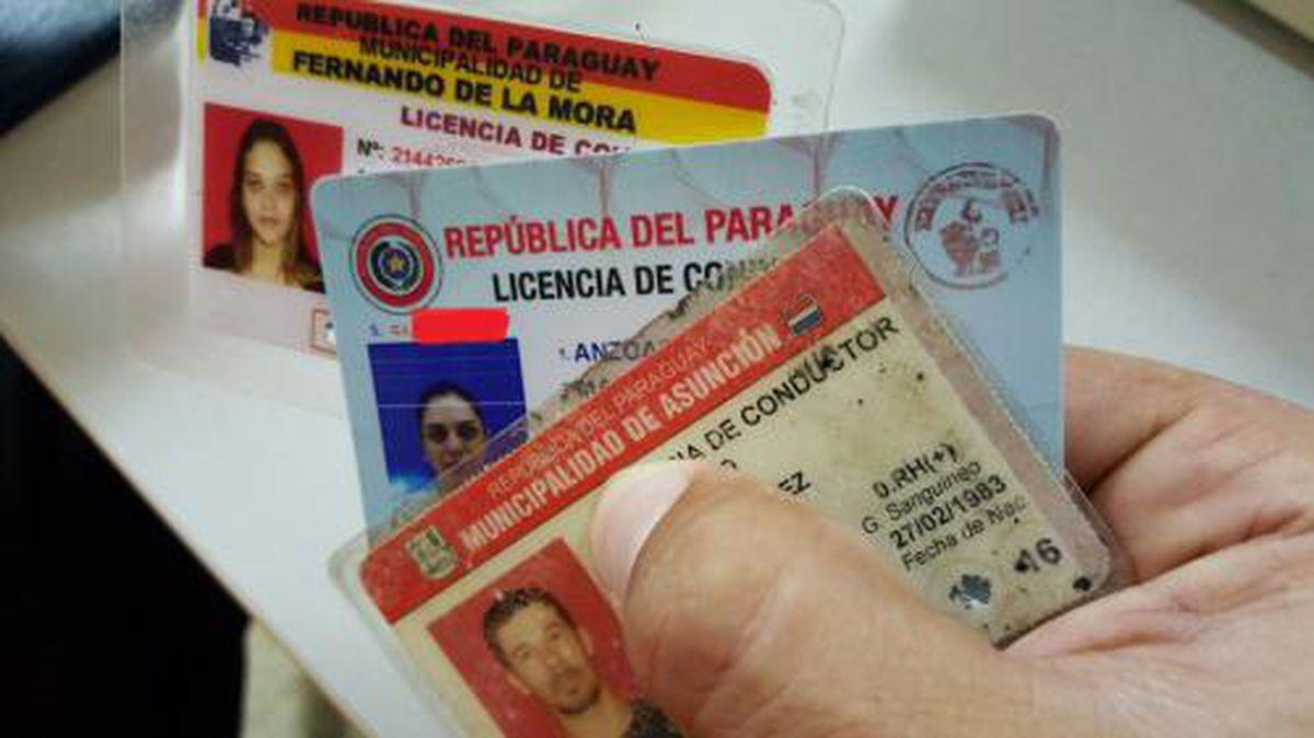 Obtención de la licencia de conducción chilena siendo ciudadano originario de Paraguay