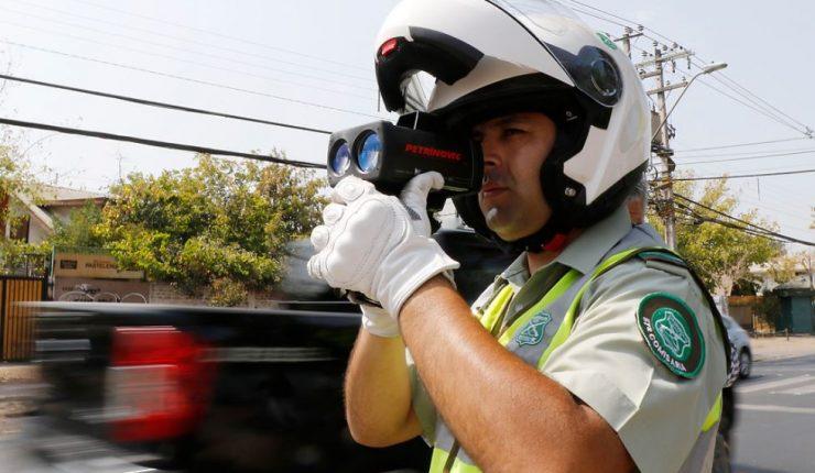 Qué tipo de infracciones se pueden cometer circulando muy por encima del límite de velocidad