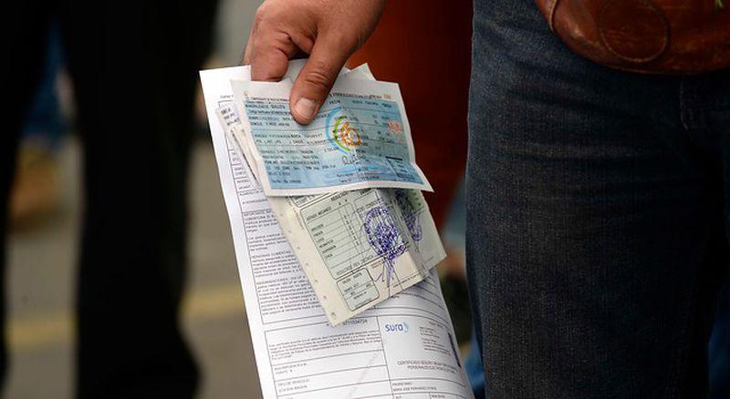 Cambio de municipalidad en la que debemos pagar el permiso de circulación