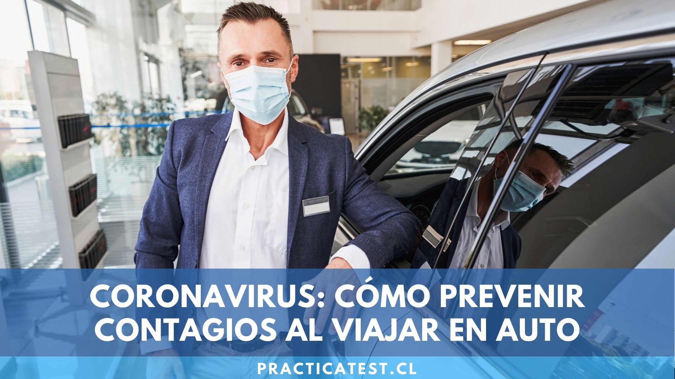 Cómo evitar contraer virus al circular en un vehículos trucos y consejos de limpieza
