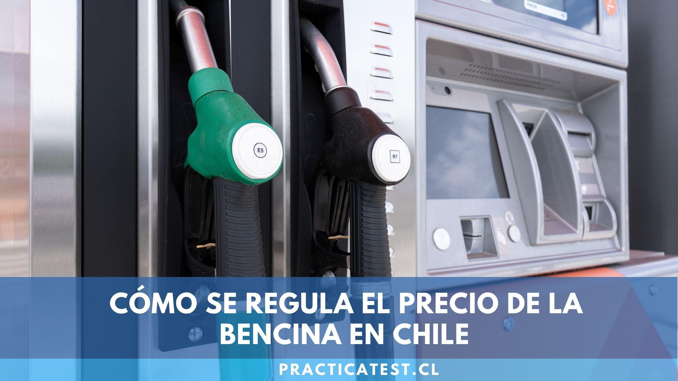 Qué impuestos gravan el precio del carburante en Chile y en qué aspectos se basa