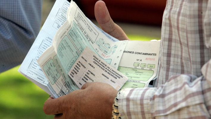 Regularizar pago permiso circulación en desuso