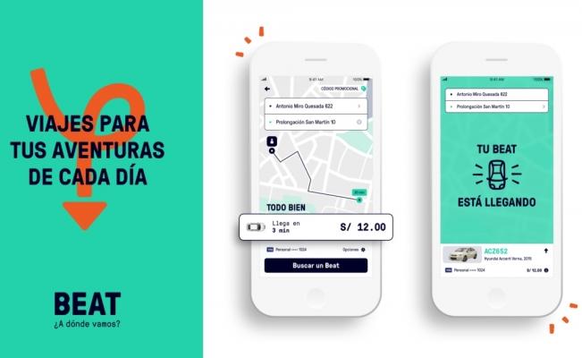 Tarifas del servicio Beat, cómo paga a los choferes en Chile y cantidad