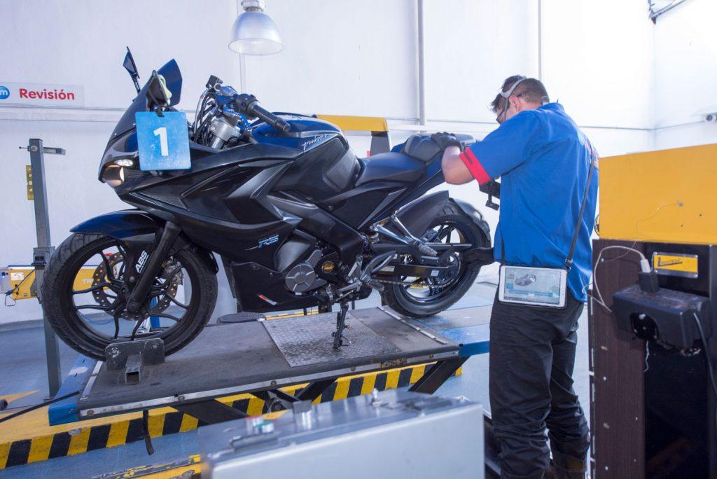 Cómo sacar informe favorable de la revisión técnica de motocicletas y etapas a superar