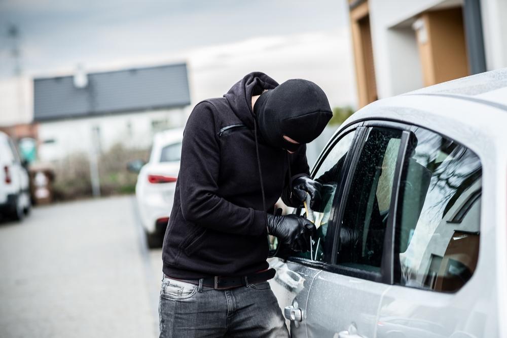 Robos o daños en un vehículo y letreros contrarios a las leyes que apoyan a consumidores
