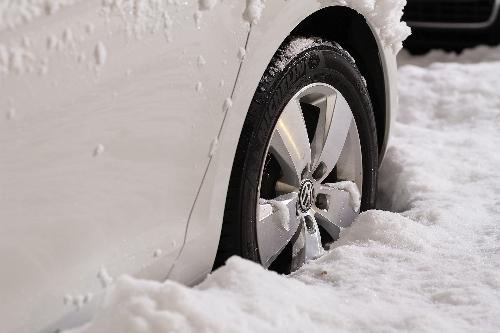 Ruedas de invierno o verano para condiciones adversas