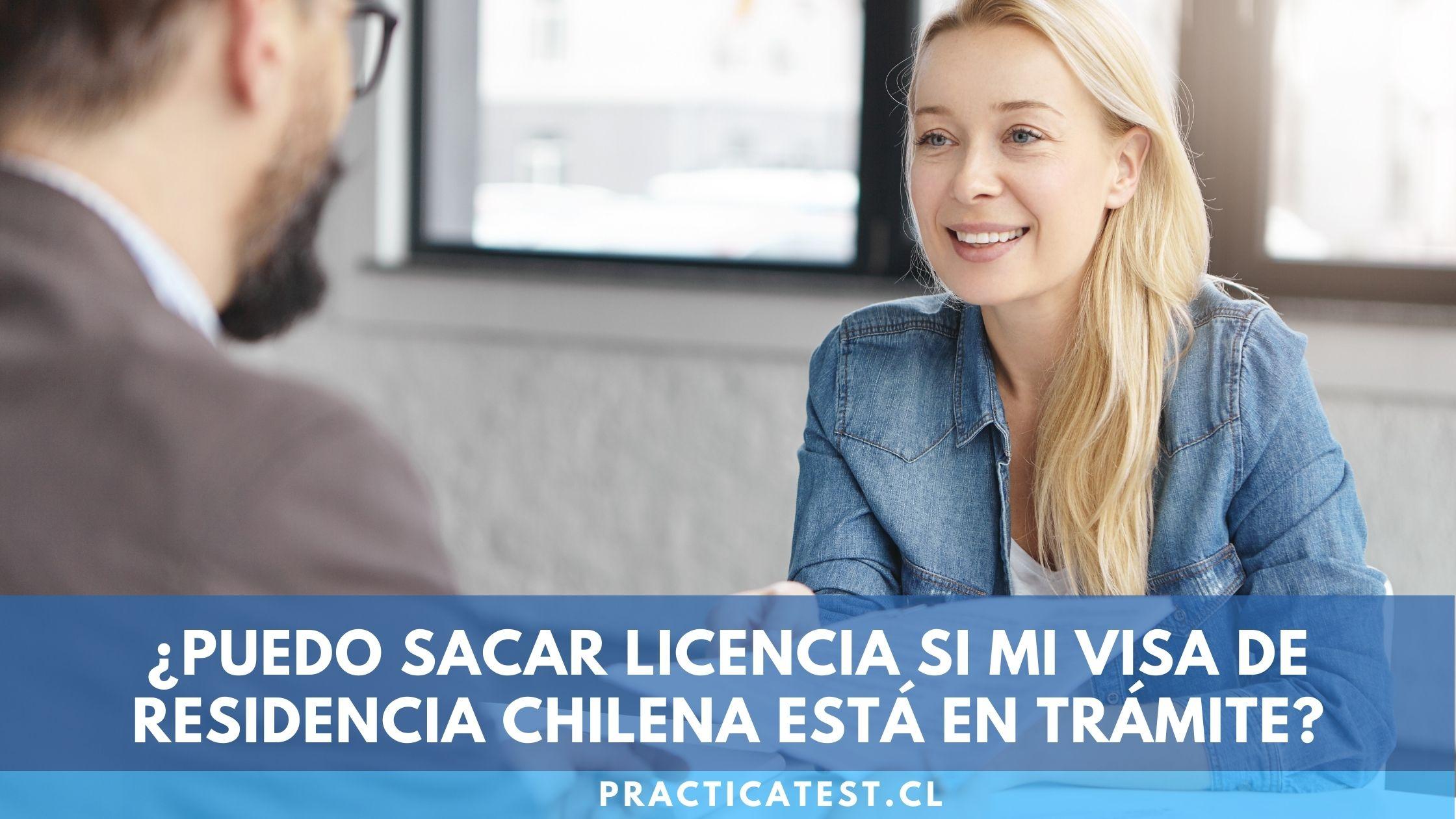 Cómo manejar legalmente en Chile como extranjero si la visa de residencia está en trámite