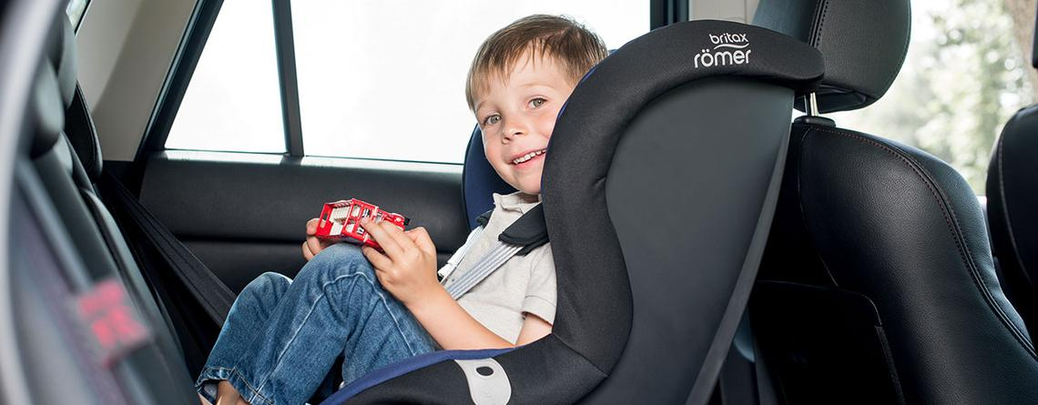 Modelos y marcas que la Conaset acredita como seguras para transportar niños