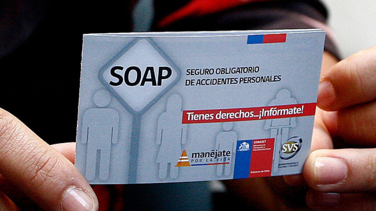 Es obligatorio pagar el SOAP y el permiso de circulación si mi auto no circula