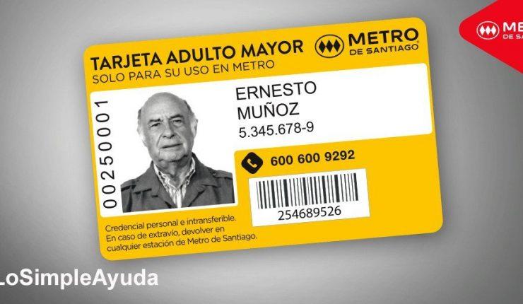 Beneficios de la tarjeta adulto mayor para recibir descuentos en el uso de transporte público
