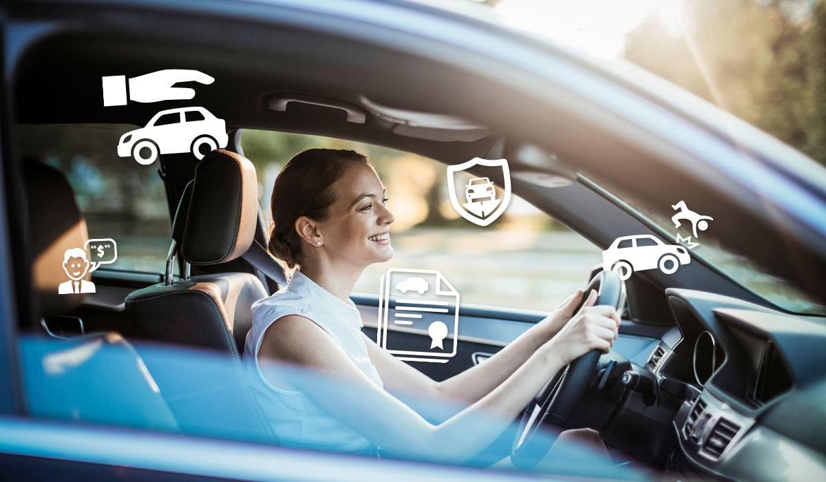 Modalidades de seguro automotriz con coberturas distintas que protegerán en diferentes casos
