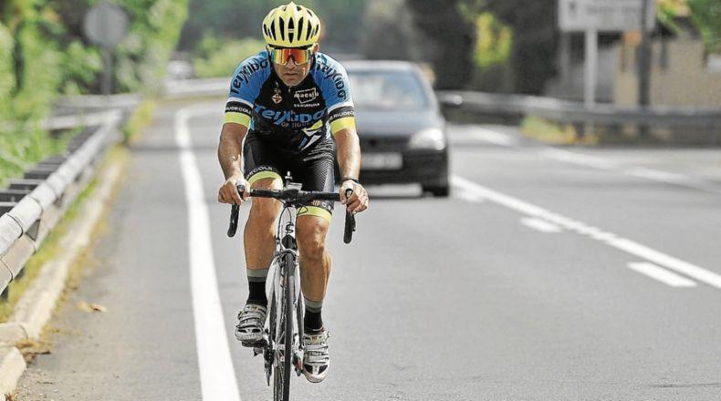 Distancia lateral mínima al sobrepasar a un ciclista peligro de accidente