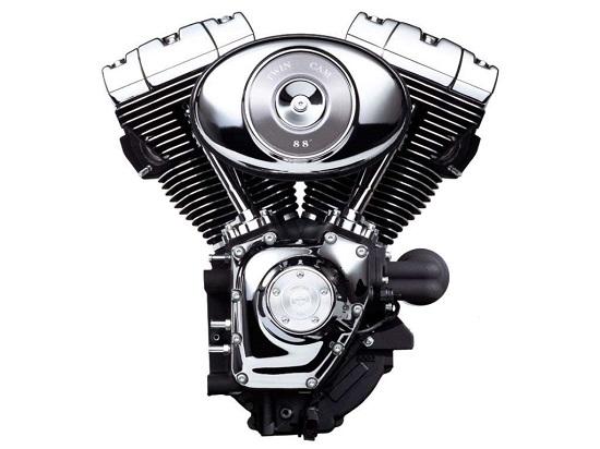 Funcionamiento del motor de dos tiempos de la motocicleta