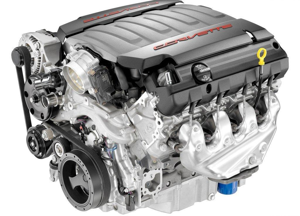 Motor de auto de gasolina, diesel o vehículo a gas